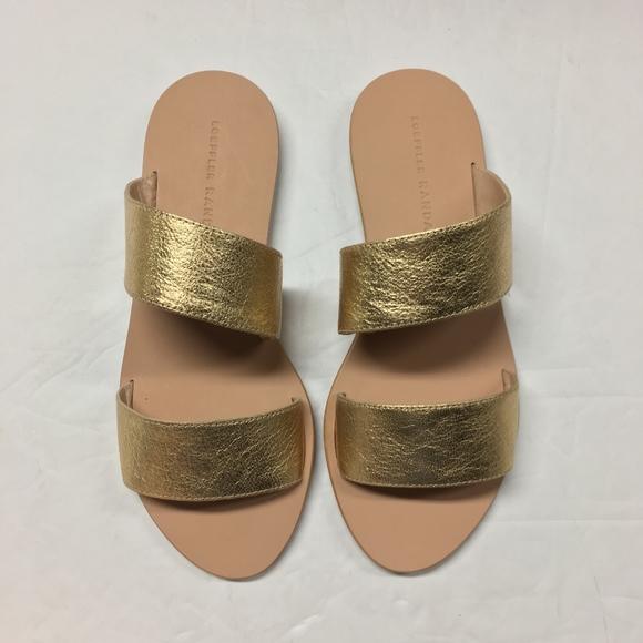 fa60fd13d Loeffler Randall Shoes | Clem Flat Sandals Slides | Poshmark